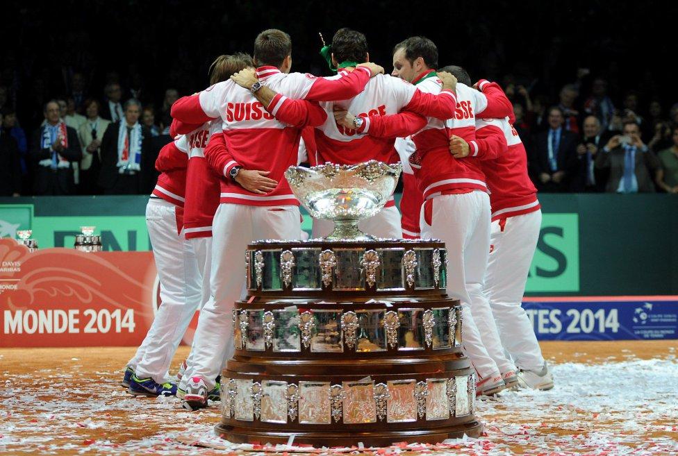 сборная Швейцарии, Кубок Дэвиса